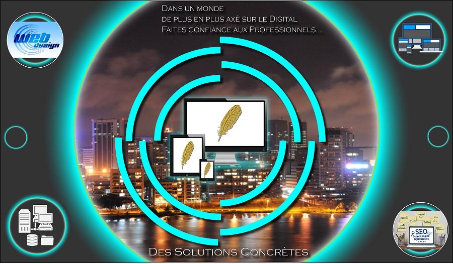 solution Site web application Azemut Crea