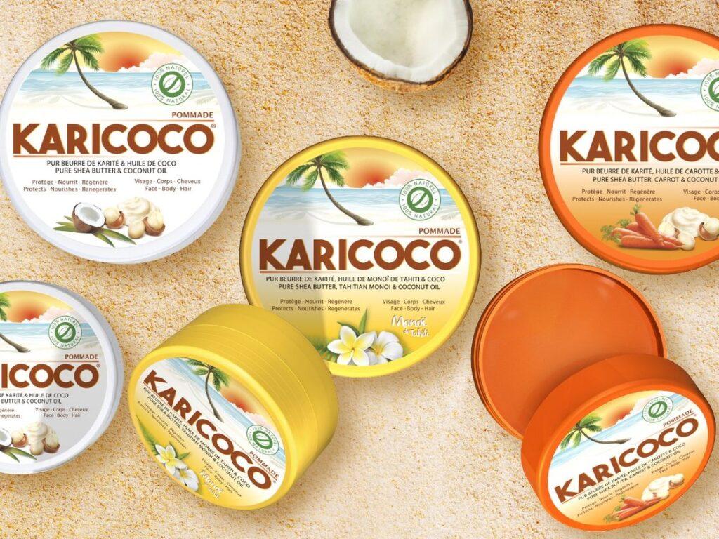 Karicoco, Huiles pour cheveux et corps par COPACI