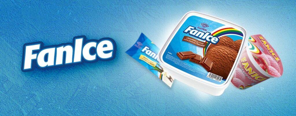 FanIce, crème glacée de Fan Milk