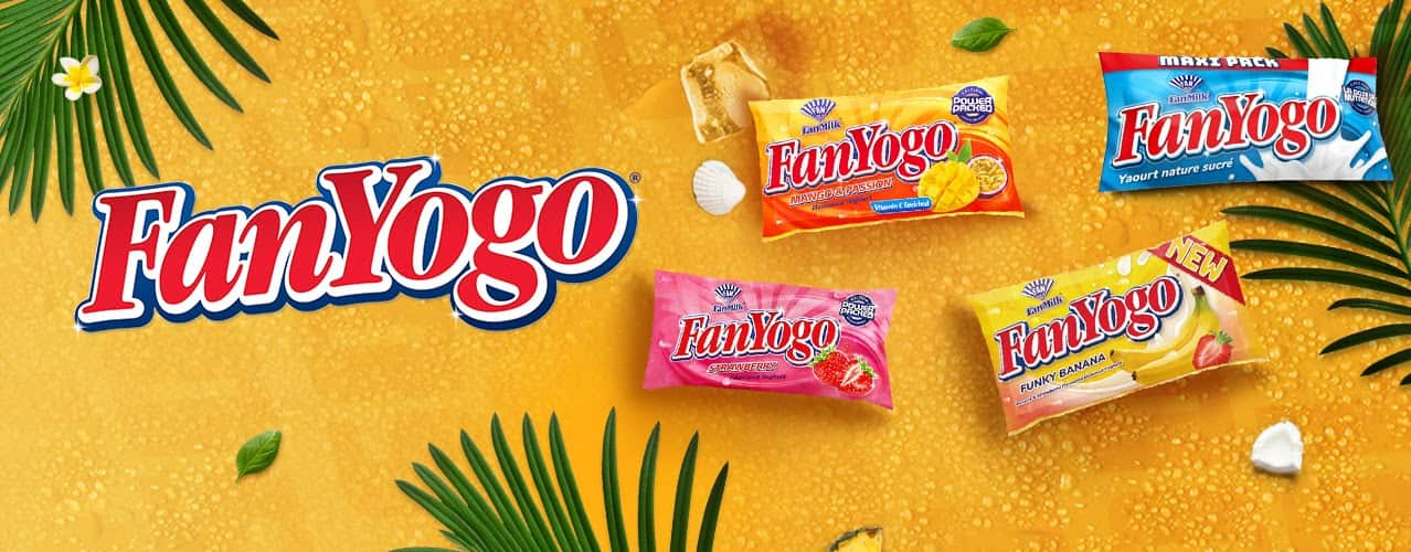FanYogo, yaourt écrémé de Fan Milk