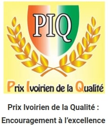 Prix ivoirien de la qualité : encouragement à l'excellence délivré à Inter'Net
