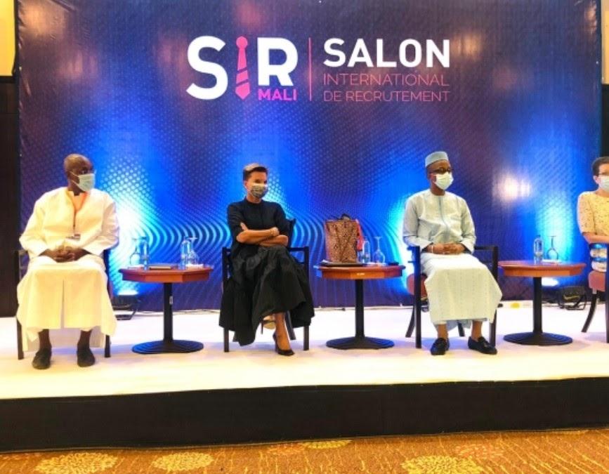Salon international de recrutement organisé au Mali, actualité de RH Mag