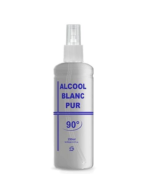 Alcool éthylique 90°, produit en vente chez SIVOP