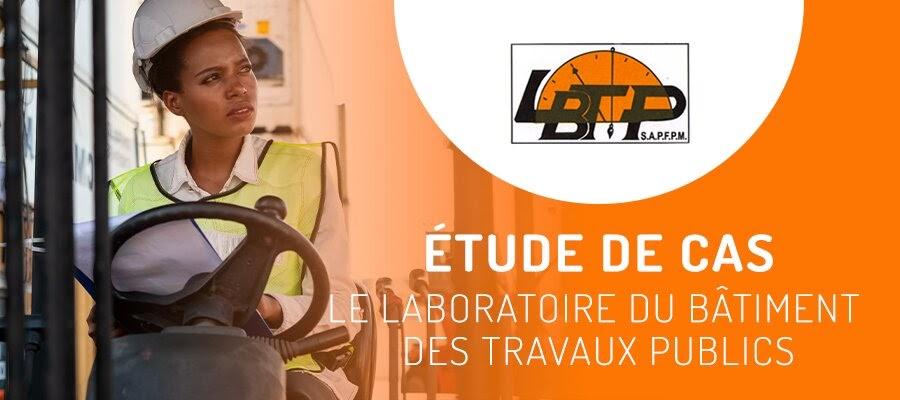 Laboratoire du bâtiment et des travaux publics LBTP