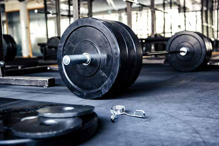 Barre de musculation, 21/21 Fitness Gym