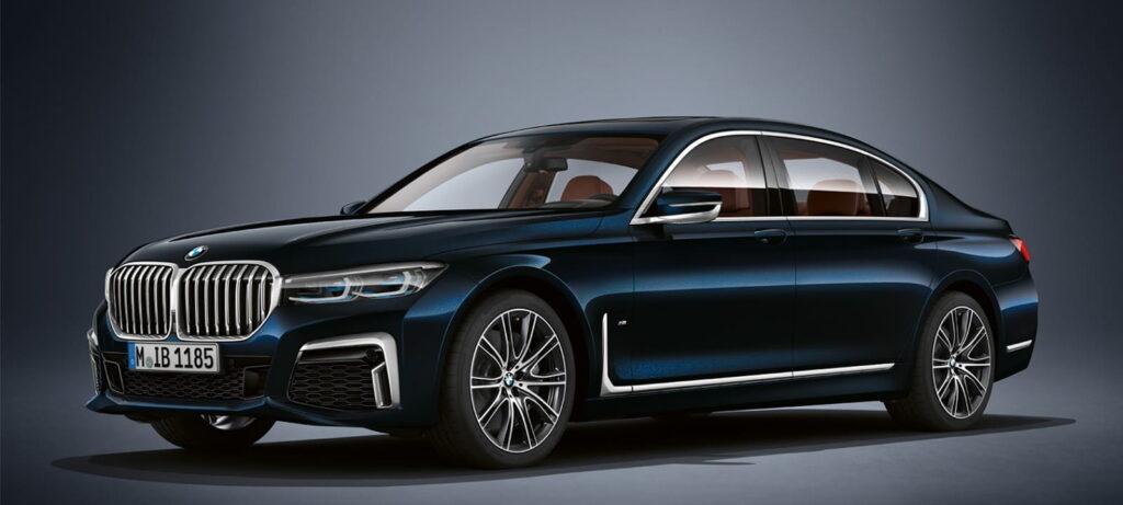 BMW Série 7, voiture de luxe en vente chez Tractafric Motors