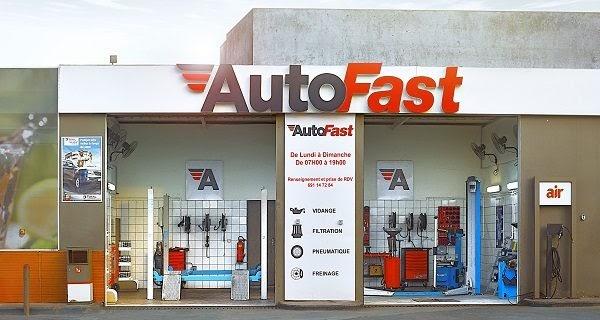 Boutique Autofast de CFAO Motors