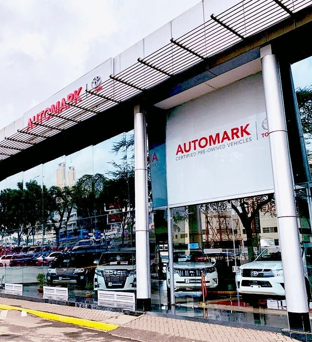 Boutique Automark de CFAO Motors