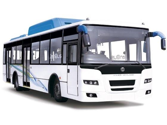 Bus Ashok Leyland FDTR