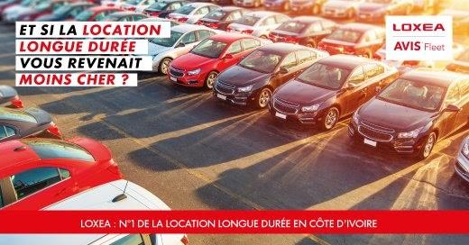 Campagne publicitaire de Loxea Avis Fleet de CFAO Motors