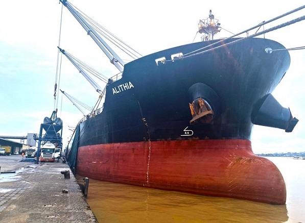 Consignation de navire ICOMA