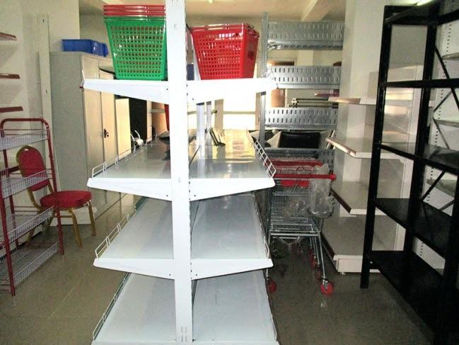 Equipement de supermarché Kalabou Meubles
