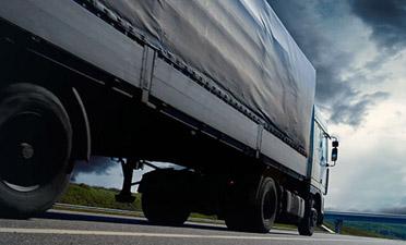 Fret terrestre de Forwarding et Logistic