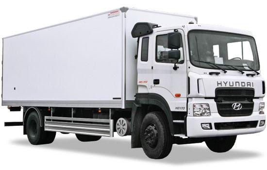 Hyundai HD170, véhicule industriel en vente chez Tractafric Motors