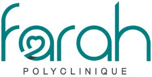 Logo de la polyclinique Farah