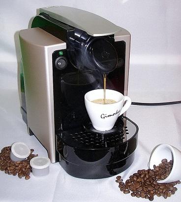 Machine à café smart shopp