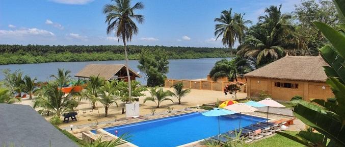 Complexe hôtelier - Maria resort afric voyages