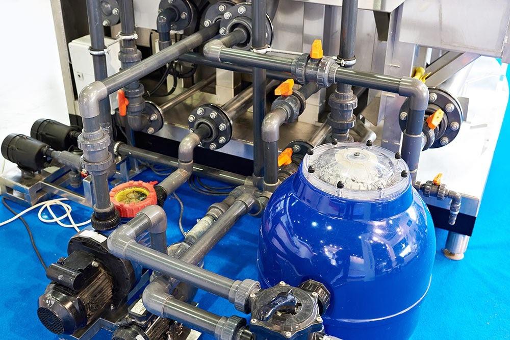 Matériel hydraulique SLD Services et matériels CI