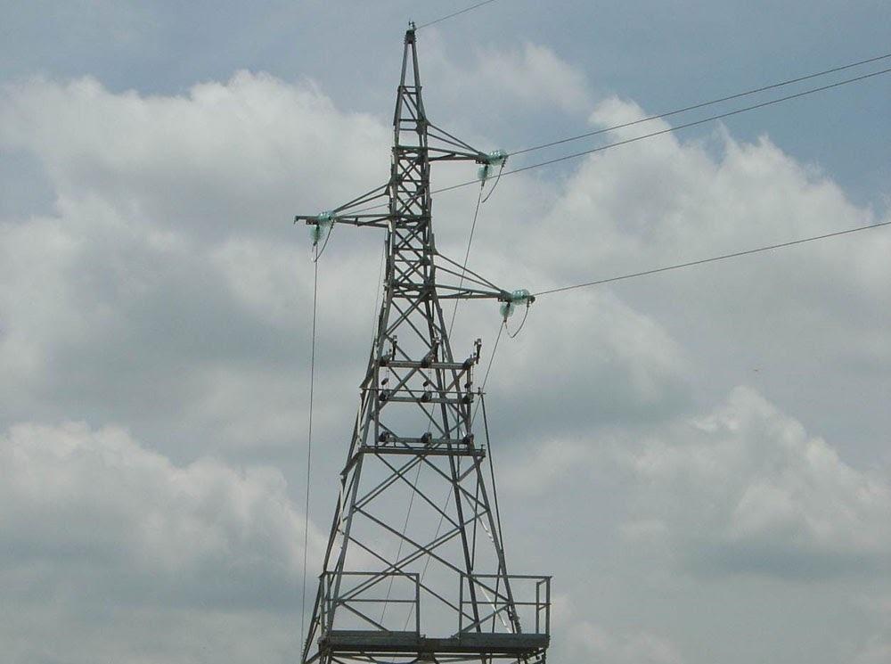 Pylône électrique mksc
