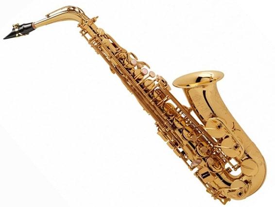 Saxophone, instrument de musique d'Art Academia