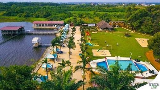 Complexe hôtelier - Songon park village afric voyages