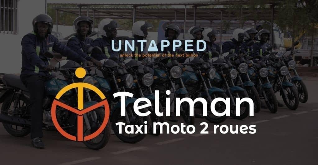 Start-up Teliman de CFAO Motors