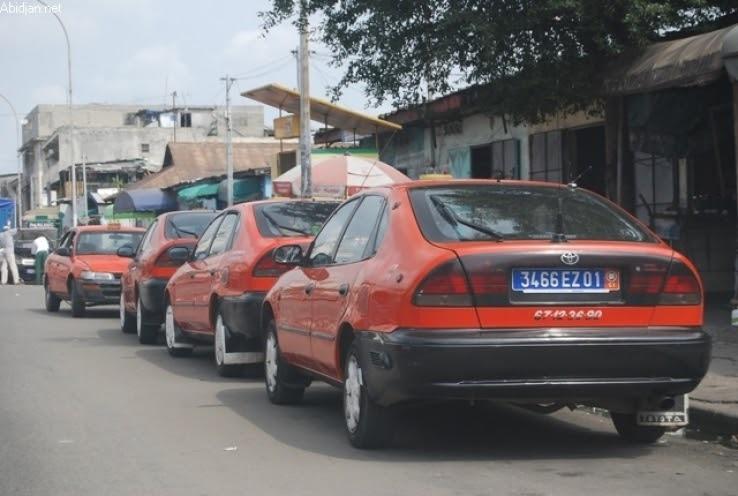 Les taxis wôrô wôrô FDTR