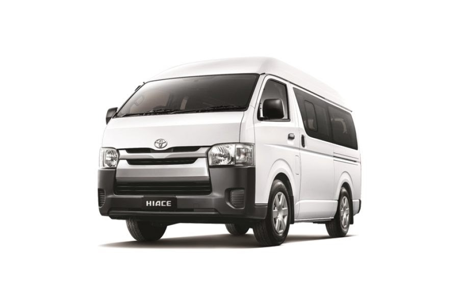 Toyota Hiace - Afric Voyages