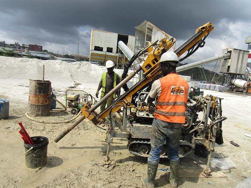 Travaux en bâtiment et travaux publics de LBTP