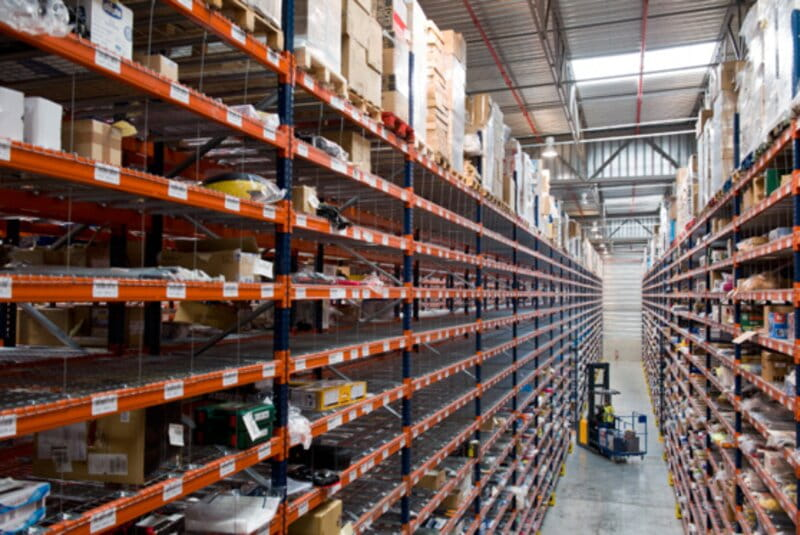 Logistique contractuelle de Geodis