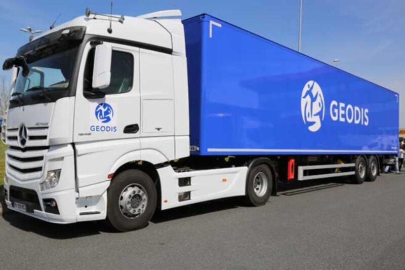Transport routier Geodis